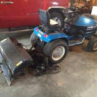 1994 Ford/New Holland Garden Tractor