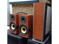 2x Panasonic speakers for sale