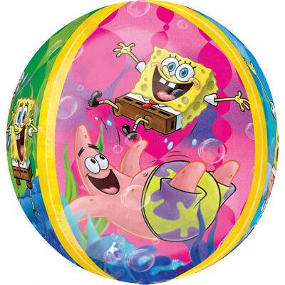 Orbz Kugel Luftballon Ballon Folienballon Spongebob Schwammkopf Patrick Starfish