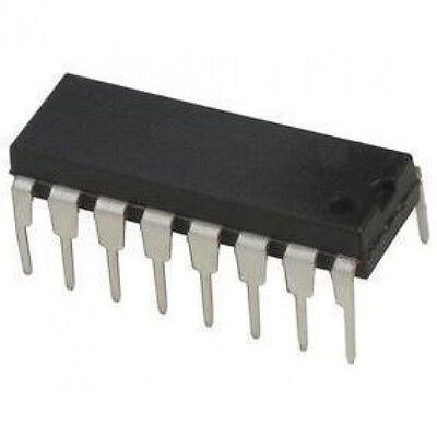 Motorola Mc74f161an 16-pin Dip Counter Ic New Lot Quantity-100