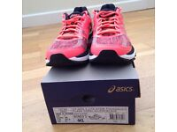 New Oasics women's trainers, size 5 (RRP £120)