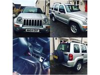 Jeep Cherokee 2004 limited 2.8 diesel automatic