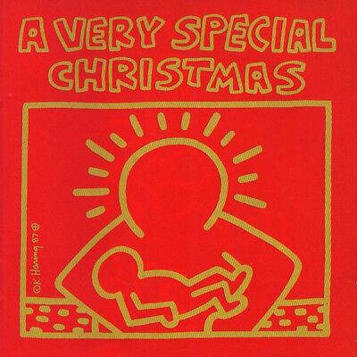 A Very Special Christmas Vinyl LP Holiday Album - Madonna U2 Bruce Springsteen + ()