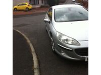 PEUGEOT 407 HDI 1997cc 2005 SILVER