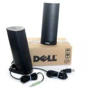 Dell AX210 USB Stereo Speakers
