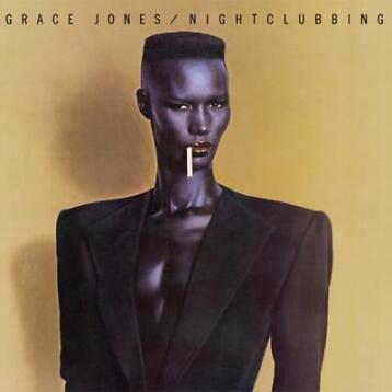 LP nieuw - Grace Jones - Nightclubbing