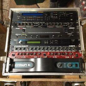 Crown K2 power amp