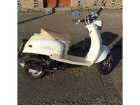 2003 reg 50cc scooter