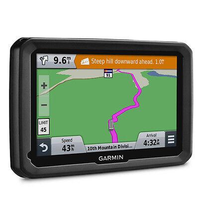 GARMIN dezl 570LMT GPS Truck 570 Navigator Trucking LMT 010-01342-00