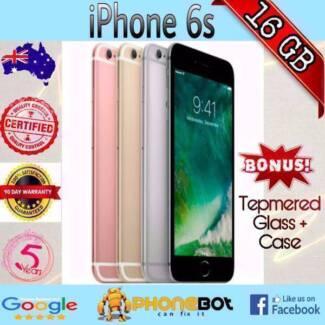 Gently used iPhone 6s 16 GB Unlocked