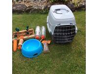 Rabbit or Guinea Pig equipment