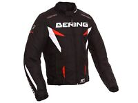 New Bering Fizio Motorcycle Jacket
