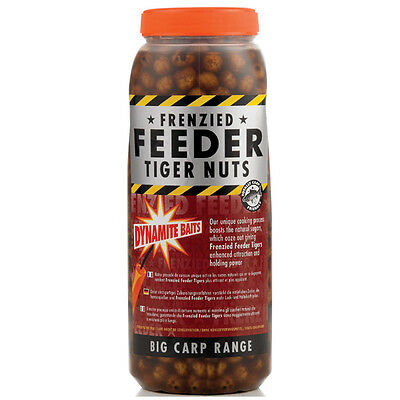 Dynamite Baits Frenzied Whole Tiger Nuts
