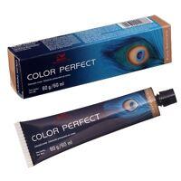 mechier et tube de coloration wella