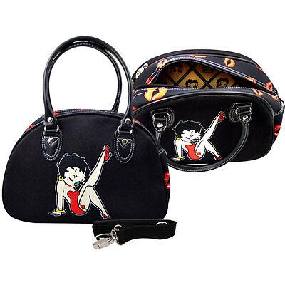 "13"" Betty Boop Duffle Bag/Purse"