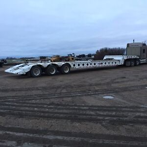 2008 Gerry's tri-axle Lowbed