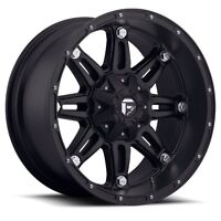 Fuel Hostage rims! 20X9 New in box!!