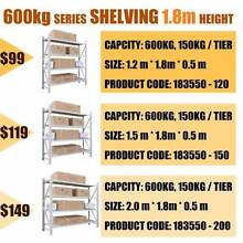 New Longspan Storage Shelving Rack Garage Warehouse Factory Shelf Brisbane City Brisbane North West Preview