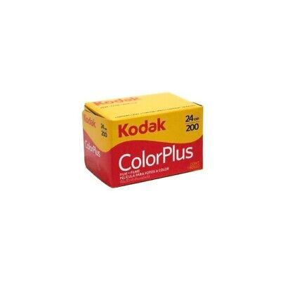 KODAK COLORPLUS 200 35mm Film 24exp CAMERA LOMOGRAPHY (UK Stock) BNIB