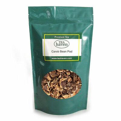 Carob Bean Pod Herb Tea Ceratonia Siliqua Herbal Remedy - 4 oz bag Carob Bean Pods