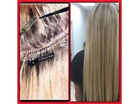 **HAIR EXTENSIONS OFFERS NOW ON !! FROM £45 *****