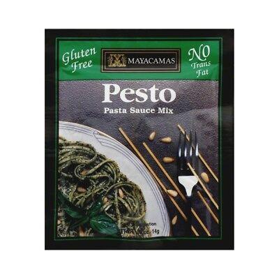 Garlic Pesto Sauce - Mayacamas Pesto Pasta Sauce Mix
