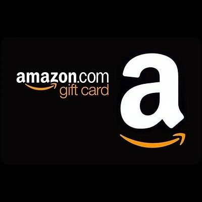 AMAZON Gift Card $400 Same Day Shipping!