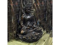 Buddah Water Feature Fountain - Brand New in Box
