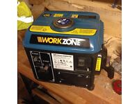 Work zone 800w Generator