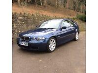 BMW 325ti 325 ti M Sport E46 Compact