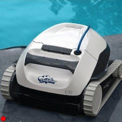 Dolphin E10 Bodensauger Poolreiniger Poolroboter Schwimmbadreiniger Pool NEU+OVP