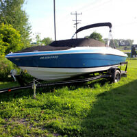 2011 Four Winns H200 Bowrider, clean low hours price drop