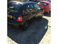 Clio 1.2 8v 2006 with rear quarter damage