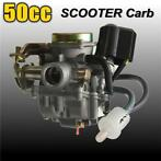50CC Scooter Carburateur Bromfiets Carb voor 4-Stroke GY6
