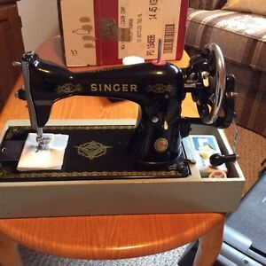 Antique sewing machine. St. John's Newfoundland image 4