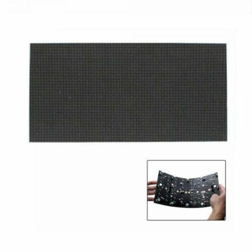 "10pcs Indoor LED Matrix Panel Display Module P3 Medium 80x40 RGB 9.4""x4.7""x0.5"""