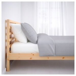 Ikea Tarva Double Bed Frame Brand New in Box - Delivery Included