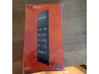 "Fire HD 10 Tablet, 10.1"" HD Display, Wi-Fi, 16 GB (Black)"