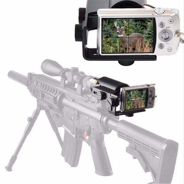 Scope Camera Mount for Compact Rifle Scope Camera Mobile Phone Adapter Mount