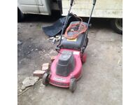 Mountfield lawn mower