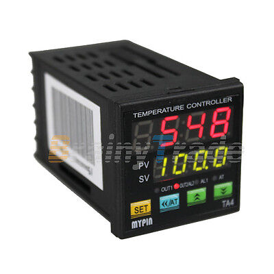 New Digital Pid Temperature Controller Control Rnr 1 Alarm Relay Output Tcrtd