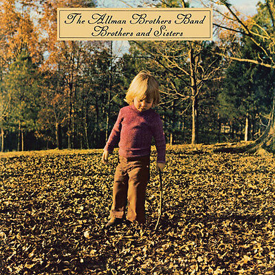 THE ALLMAN BROTHERS BAND BROTHERS AND SISTERS DOPPIO CD DELUXE EDITION NUOVO