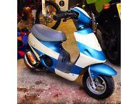 Mini Moto - moped