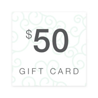 Free $50 gift card for in home presentation.