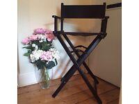 Make up artist chair