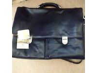 Italian leather bag/briefcase