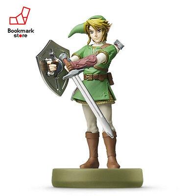 NEW Nintendo amiibo The Legend of Zelda Twilight Princess LINK 3DS Wii U