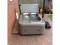 Fantastic Hot Tub