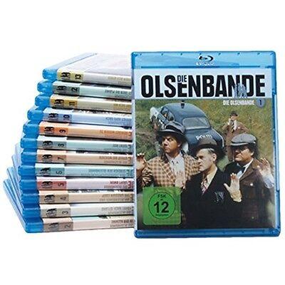 DIE OLSENBANDE komplett 1-13 REMASTERED Original DEFA Synchro BLU-RAY Collection online kaufen