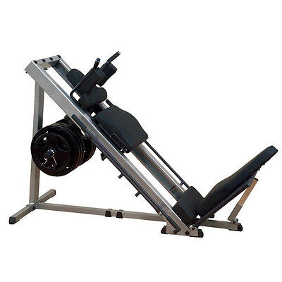 Body-Solid GLPH1100 Leg Press Hack Squat Machine - Home Gym